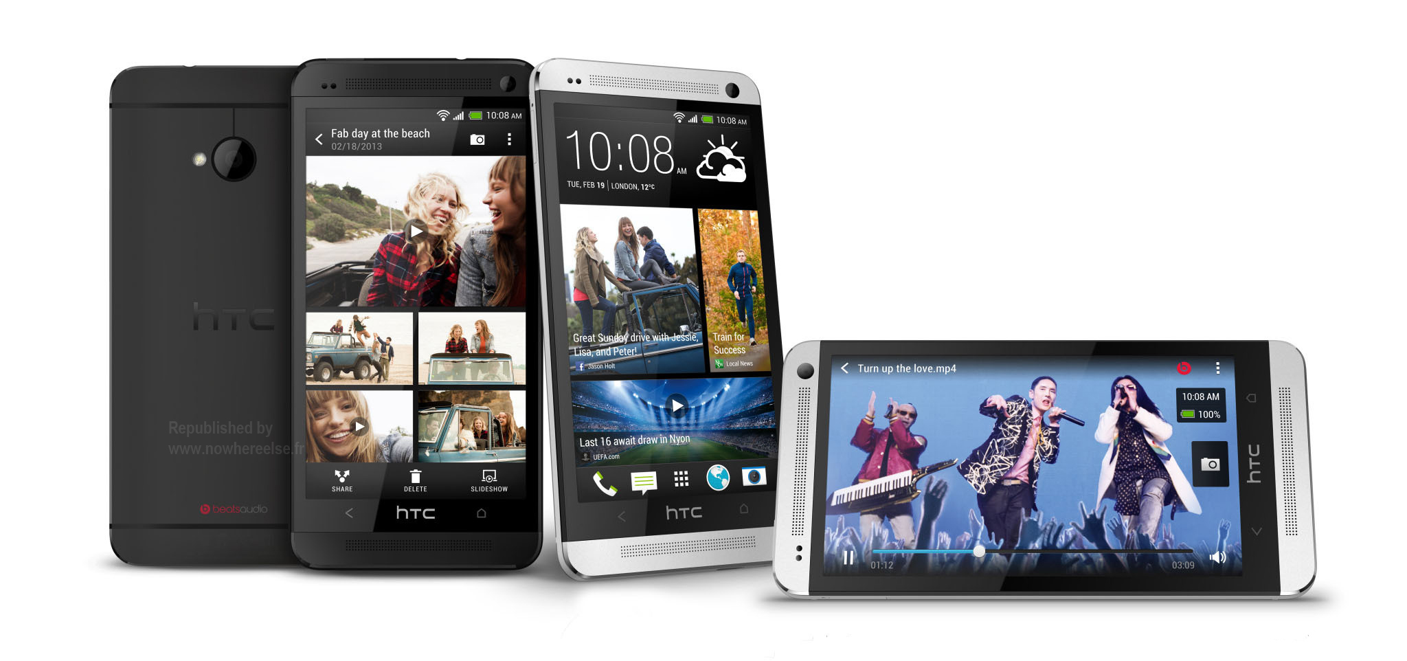 htc one (M7)
