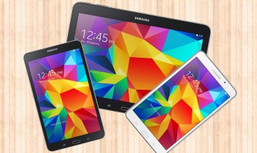 Nieuwe Galaxy Tab S tablets dunner dan iPad Air 2