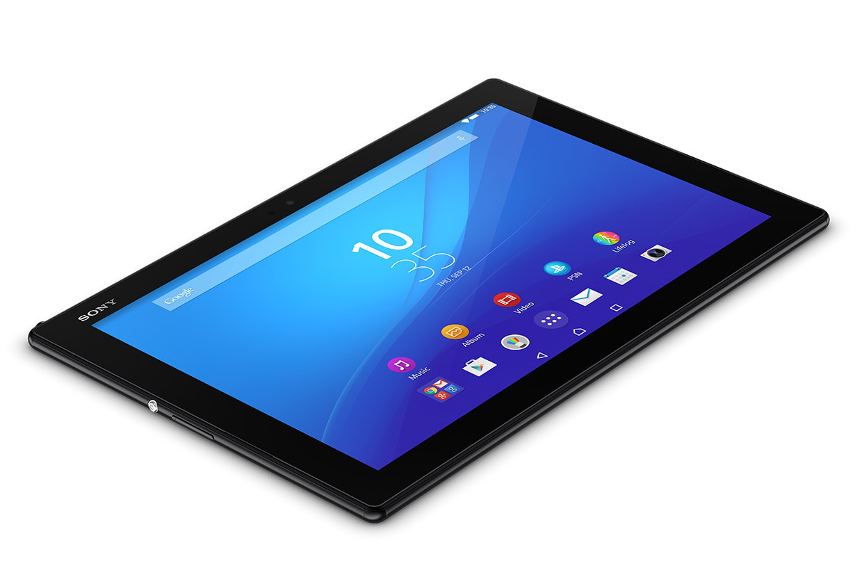 TechTastic » Tablets » Superslanke Sony Xperia Z4 Tablet officieel