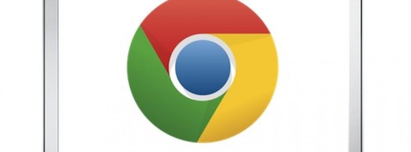 Chrome update brengt Material Design naar iOS