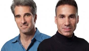 Bob Mansfield blijft bij Apple, promotie voor Dan Riccio en Craig Federighi