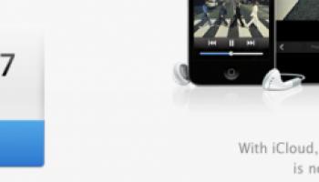 iTunes 10.7 met iOS 6 ondersteuning nu beschikbaar