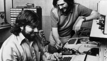 Drie weetjes over de geschiedenis van Apple