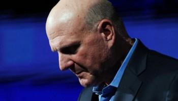 "Microsoft's Steve Ballmer: ""Apple's iPad is onbruikbaar"""