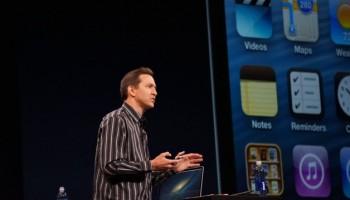 Scott Forstall weigerde excuusbrief Apple Maps te tekenen