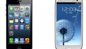 Samsung Galaxy SIII best verkopende smartphone in het derde kwartaal