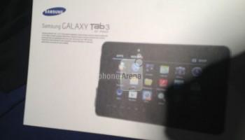 Is dit de nieuwe Samsung Galaxy Tab 3?