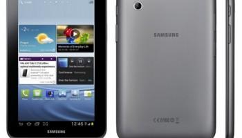 Samsung werkt aan vier nieuwe Android tablets