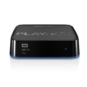 Nieuwe WD TV Play mediaspeler moet concurrentie aangaan ...
