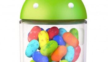 Android 4.1 Jelly Bean update voor Sony Xperia S komt eind maart