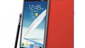 Galaxy Note 3 eerste Samsung smartphone met S Orb functie