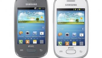 Samsung Galaxy Star en Samsung Galaxy Pocket Neo aangekondigd