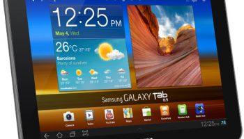 Android 4.2.2 installeren op de Samsung Galaxy Tab 8.9