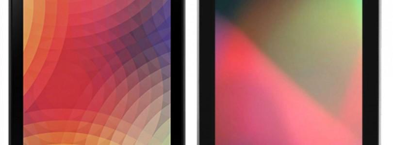 Persafbeelding van Nexus 7 verschijnt online
