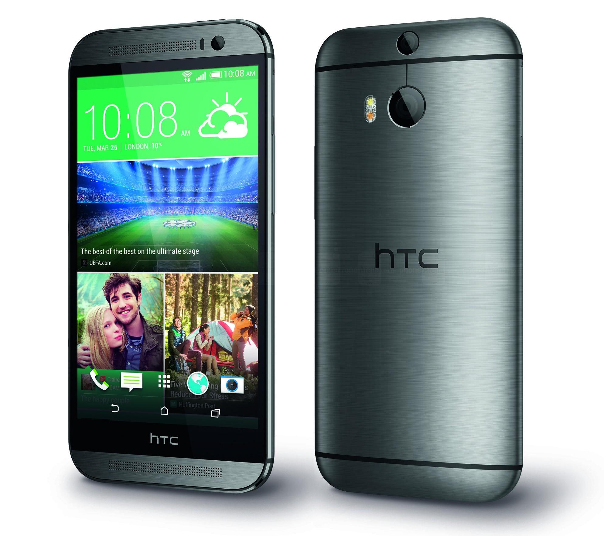 HTC One (M8) kopen vanaf vandaag mogelijk in Nederland