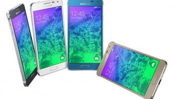 Samsung Galaxy Alpha officieel aangekondigd
