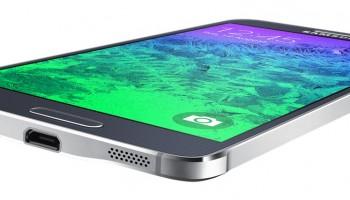 Samsung Galaxy Alpha vanaf 12 september te koop?
