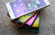 Paarse Sony Xperia Z3 mogelijk vanaf februari te koop