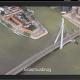 Rotterdam nu met Apple Maps in 3D zichtbaar