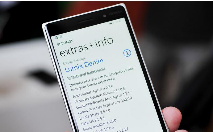 Microsoft begint uitrol van Lumia Denim update in Europa