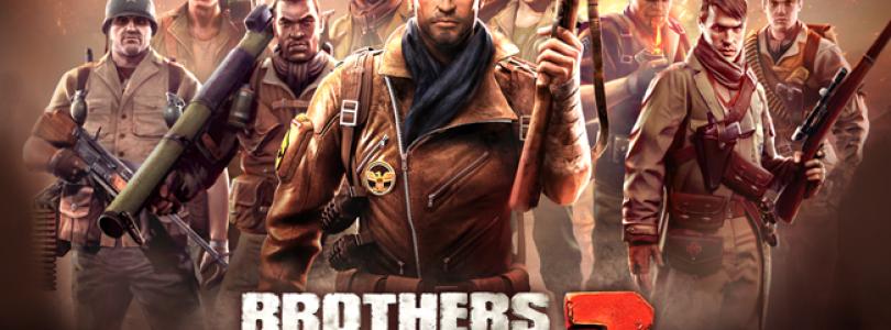 Brothers in Arms 3: Sons of War nu beschikbaar voor iOS en Android