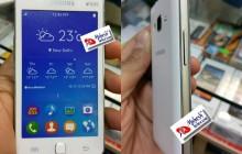 Samsung Z1 met Tizen blijkt ook Android apps te draaien