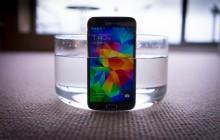 Geen waterdichte behuizing voor Samsung Galaxy S6