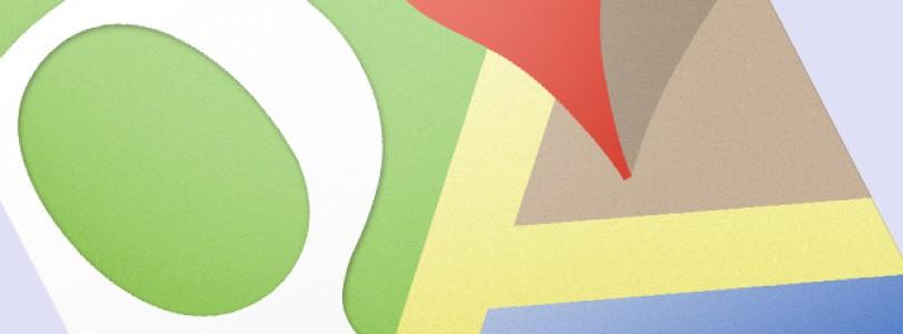 Google Maps update maakt delen routebeschrijvingen mogelijk