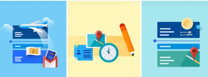 Screenshots tonen Google Calendar app voor iOS