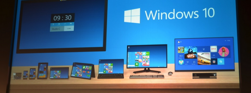 Microsoft toont Windows 10 voor smartphones en tablets