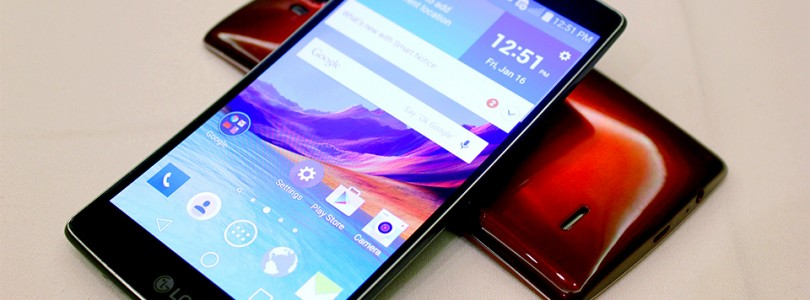 LG G Flex 2 gaat in Europa 599 euro kosten