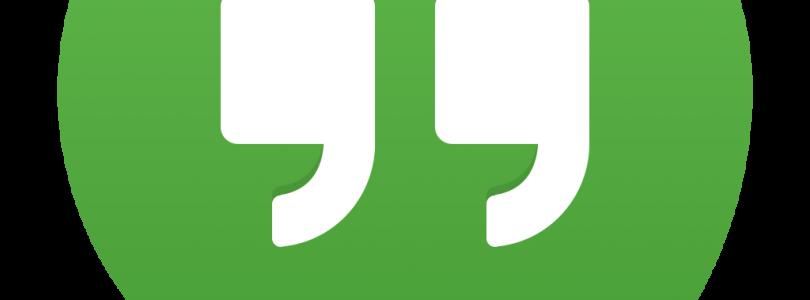 Google vervangt Gchat met Hangouts