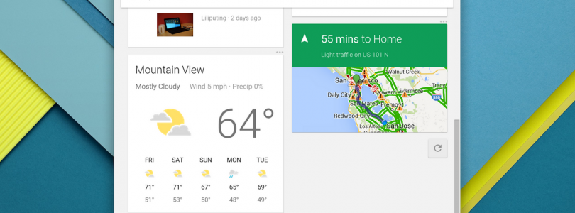 Chrome OS ontvangt Google Now en Material Design update