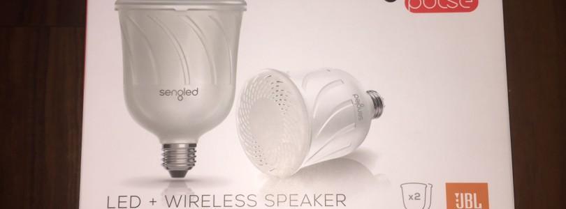 Sengled Pulse review: speaker en ledlamp in één