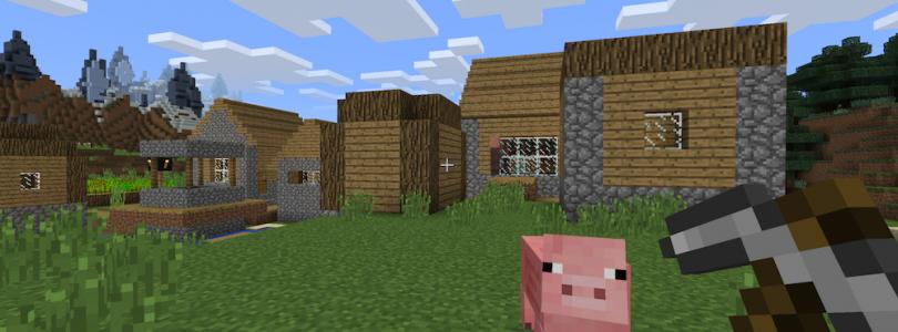 Minecraft komt op 11 mei naar Nintendo Switch