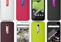 Motorola Moto G (2015) krijgt Moto Maker uitvoering