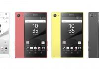 Sony Xperia Z5 Compact nu beschikbaar voor pre-order