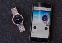 Android Wear smartwatches werken nu ook met iPhone (iOS)