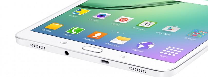 Samsung Galaxy Tab S3 komt met oledscherm en stylus