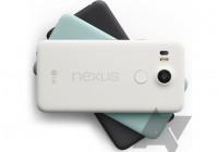 Geen micro-sd-slot voor Nexus 5X en Nexus 6P