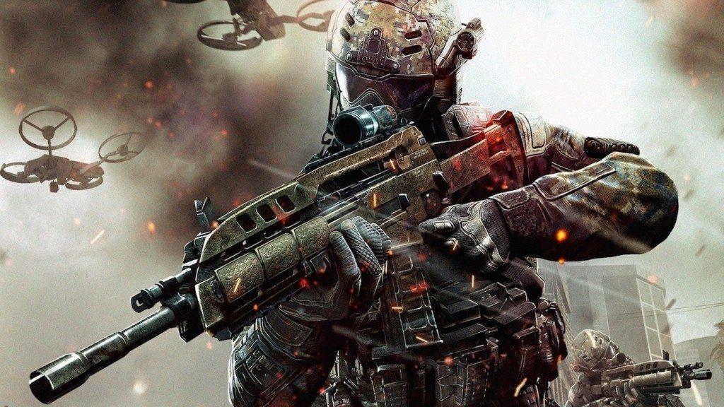 Gelekte afbeeldingen bevestigen Call of Duty: Black Ops 4