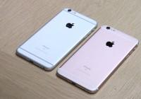 iPhone 6S en 6S Plus minder populair dan gedacht
