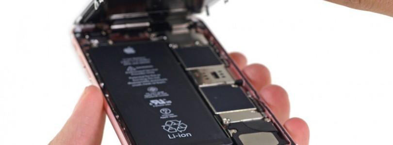 iPhone 8-accu krijgt dezelfde capaciteit als iPhone 7 Plus