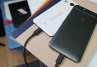 Nexus 6P kan Nexus 5X via USB-C-poort opladen