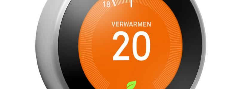 Nieuwe thermostaat van Nest nu ook beschikbaar in Nederland
