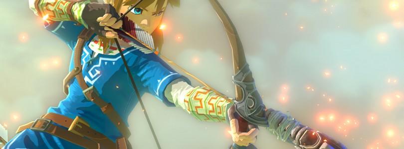 Volgende Zelda-game voor Nintendo Switch nog niet in ontwikkeling