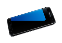 Samsung Galaxy S7 Edge in Pearl Black wordt deze week gelanceerd