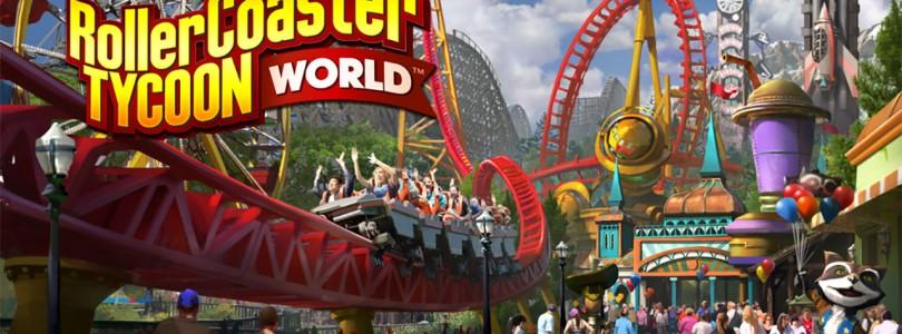 RollerCoaster Tycoon Classic uitgebracht voor iOS en Android