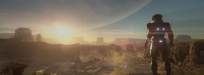 Mass Effect: Andromeda komt op 23 maart uit voor Xbox One, PS4 en pc