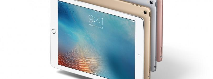 10,5-inch iPad Pro wordt mogelijk in april aangekondigd